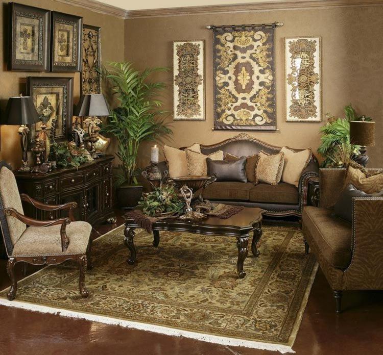Formal Living Room: 33+ Fabulous Formal Living Room Design Ideas