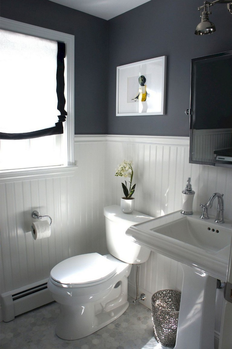 55 Beautiful Small Bathroom Ideas Remodel Page 44 Of 60