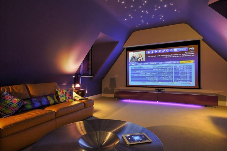 30 Cool Ultimate Game Room Design Ideas
