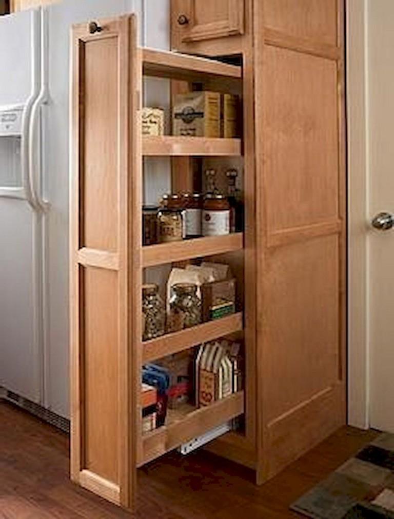 lovely kitchen storage ideas | 45+ Lovely Kitchen Organization Ideas